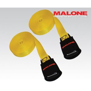 Malone 18ft Load Cam Strap, 2 Pack