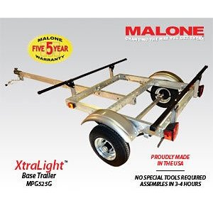 Malone XtraLight Trailer MPG525G