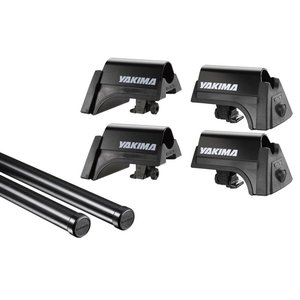 Yakima RailGrab Kit (Towers, End Caps, & 58'' Bars)