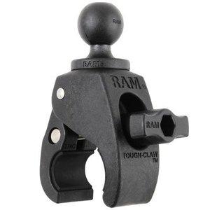 "RAM Mounts Ram Small Tough-Claw w/ 1"" Diameter Rubber Ball"