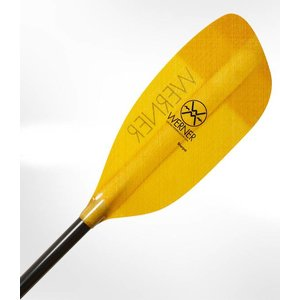 Werner Paddles Sherpa 1pc. Bent (Performance), R30 Offset