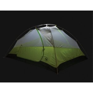 Big Agnes Tumble 3 Person mtnGLO TENT White/Sulphur