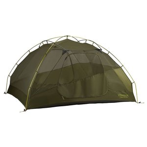 Marmot Tungsten 4 Person Tent Green Shadow/Moss