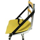 Wenonah CushGear Backsaver for the Bucket Seat
