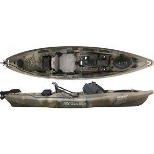 Old Town Kayaks Old Town Predator XL Minn Kota (2016 motor drive sold separately)