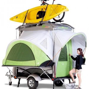 SylvanSport Go Camper with Accessories Package