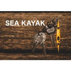 Hobkey Touring Keyak Keychain