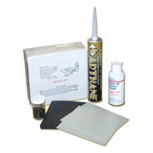 Radisson Repair Kit (Adthane, Paint, Screws, Plates, Instructions)