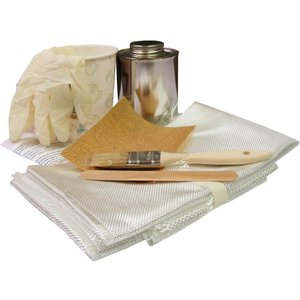 Wenonah Fiberglass Repair Kit