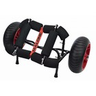 Malone YakHauler 250 - All Terrain Heavy Duty Boat Cart w/Bunks