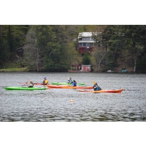 Beyond the Basics Kayak Class, Saratoga Paddlefest