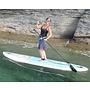 SUP Yoga Paddleboarding Class, Saratoga Paddlefest
