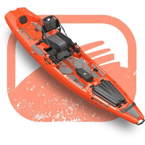 Bonafide Kayaks SS127 -2018