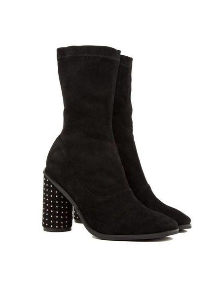 Chloe Studded Heel  Boot