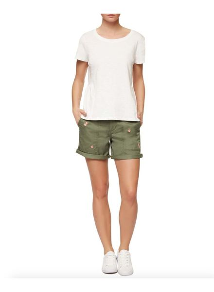 SANCTUARY Army Short With Embroidery- Size 29