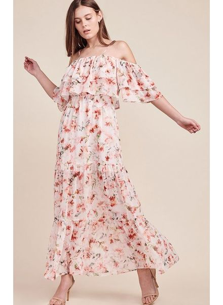 BB Dakota RSVP Tae Ruffle Dress