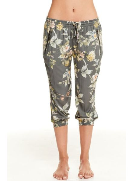 Chaser Cropped Pant w/ Zippers