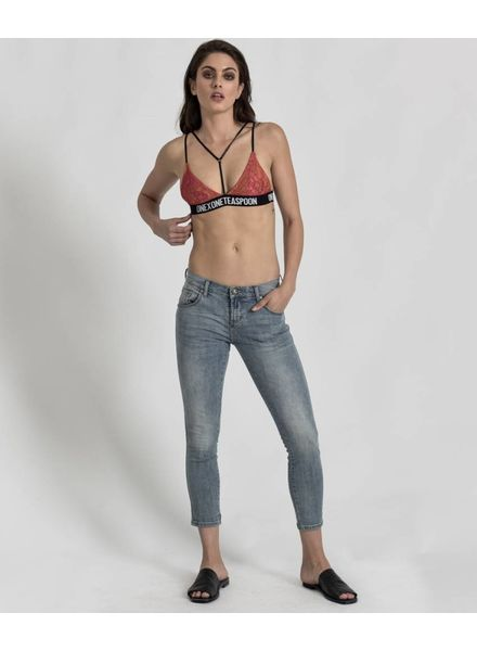 One Teaspoon Freebirds II Low Waist Skinny