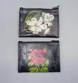 Lavishy Floral Coin Purse