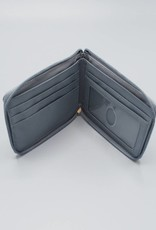 Big Skinny Zipfold Wallet