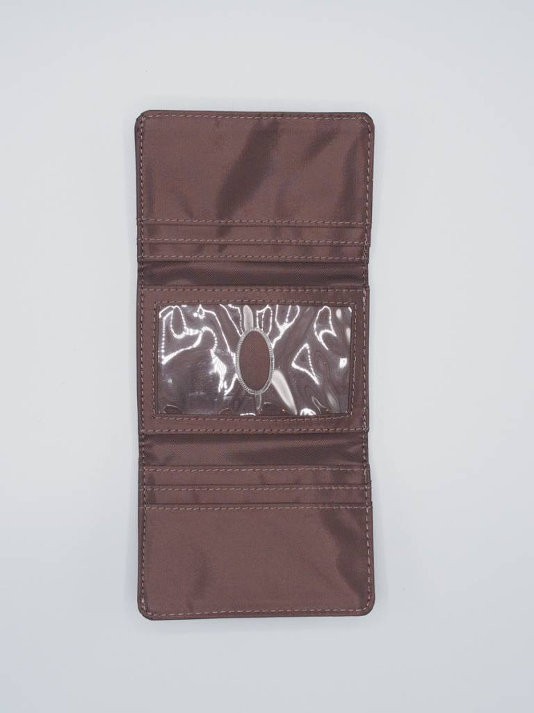 Big Skinny Tri-Fold Wallet