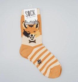 Mr. Fox Women's Crew Socks from Sock it to Me