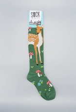 Fawn Memories Knee Sock from Sock it to Me