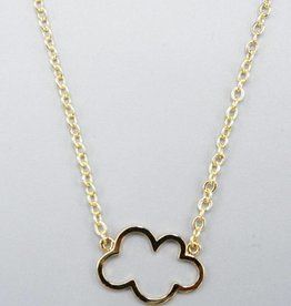 Mishakaudi Cloud Necklace