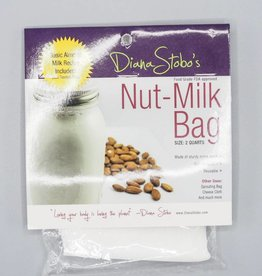 Diana Stobo's Nut Milk & Cold Brew Bag
