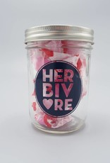 Herbivore Circle Mason Jar