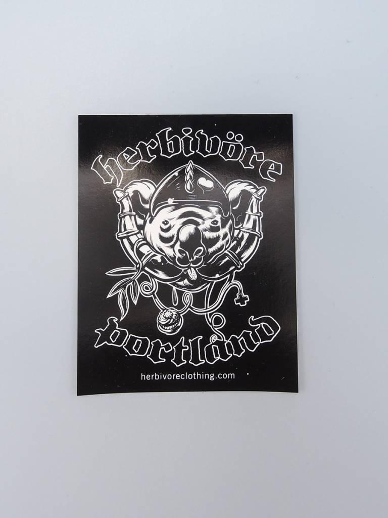 Herbivore Portland Koala Sticker