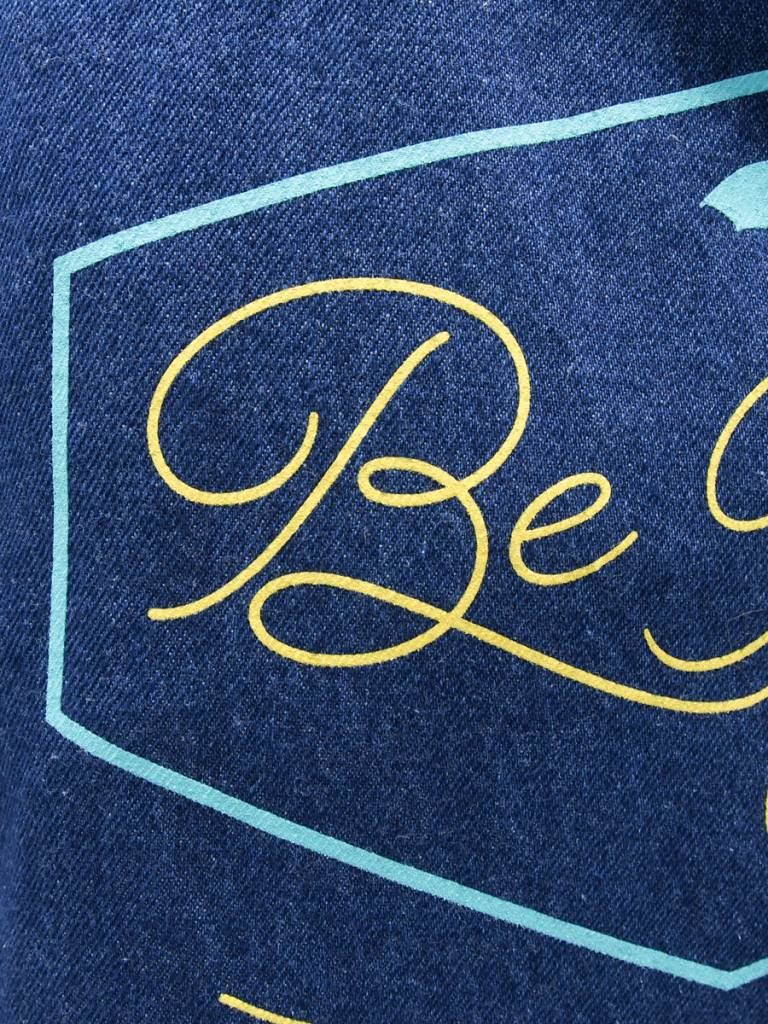 Be Kind Denim Tote