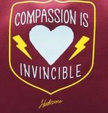 Compassion Is Invincible Tote