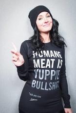 Humane Meat is Yuppie Bullshit Unisex Thermal
