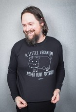 A Little Veganism Never Hurt Anybody Thermal - Extra Small