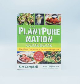 The PlantPure Nation Cookbook by Kim Campbell