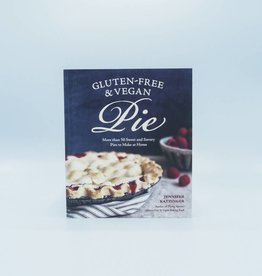 Gluten-Free & Vegan Pie by Jennifer Katzinger