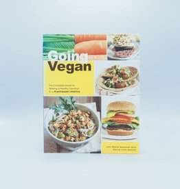 Going Vegan by Joni Marie Newman & Gerrie Lynn Adams