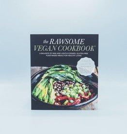 The Rawsome Vegan Cookbook by Emily von Euw