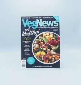 VegNews Magazine January/February 2017 Issue
