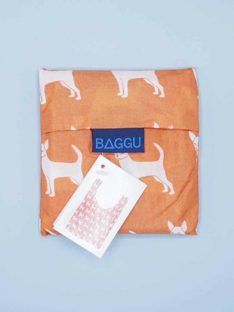 BAGGU Reusable Shopping Bag Chihuahua