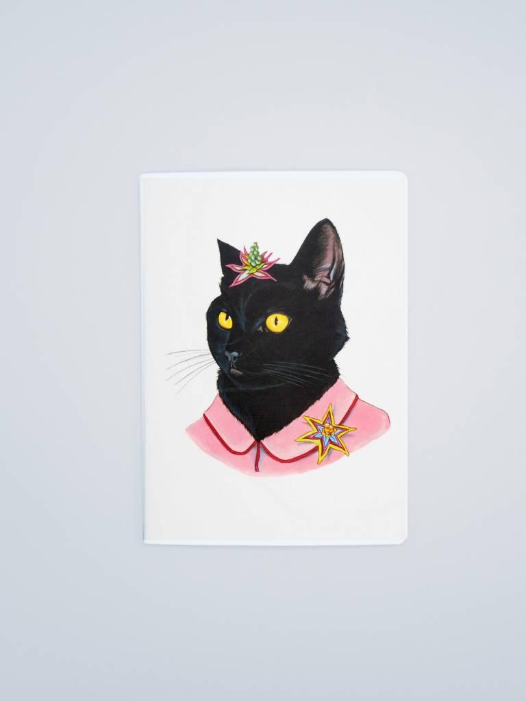 Cat Lady-The Berkley Bestiary Notebook