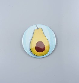 "Avocado 3"" Magnet"