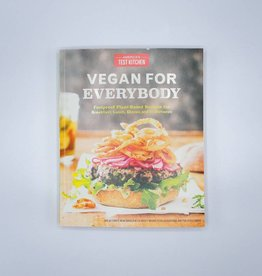 Vegan For Everybody by Americas Test Kitchen