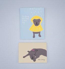 I'm Sorry Dog Cards