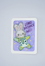 Long Distance Hiiii Card
