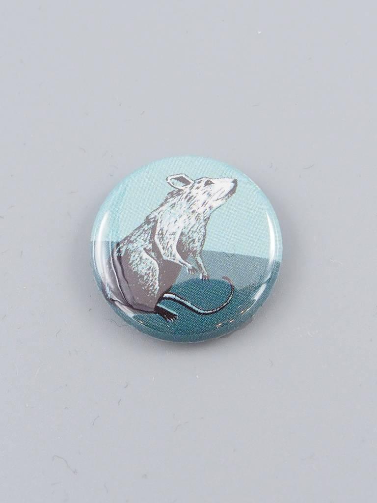 Love Life Rat Button