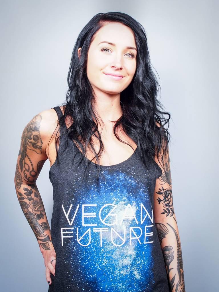 Vegan Future Slouchy Tank
