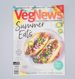 VegNews Magazine July/August 2017 Issue