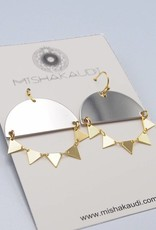 Vana Earrings by Mishakaudi